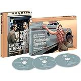 PROFESSION: REPORTER – BD + DVD + LIVRE COFFRET ULTRA COLLECTOR [Édition Coffret Ultra Collector - Blu-ray + DVD + Livre]