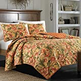 King Quilt (Tommy Bahama Tropical Lily) by Tommy Bahama