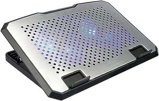 Cojín de enfriamiento del ordenador portátil USB Levantamiento ...