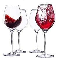 Sweety Moomoo Copas de Vino Tinto y Blanco