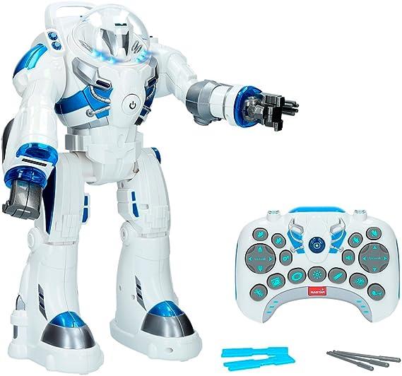 Rastar - Robot teledirigido Spaceman multifunciones blanco (85158): Amazon.es: Juguetes y juegos