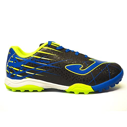 Zapatillas Fútbol Joma Champion JR 801 Negro Turf  Amazon.es  Zapatos y  complementos 7db5b87bafa2e