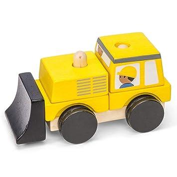 Van Le De Toy Y Topadora esJuguetes Juegos MaderaAmazon KuJF5Tlc31