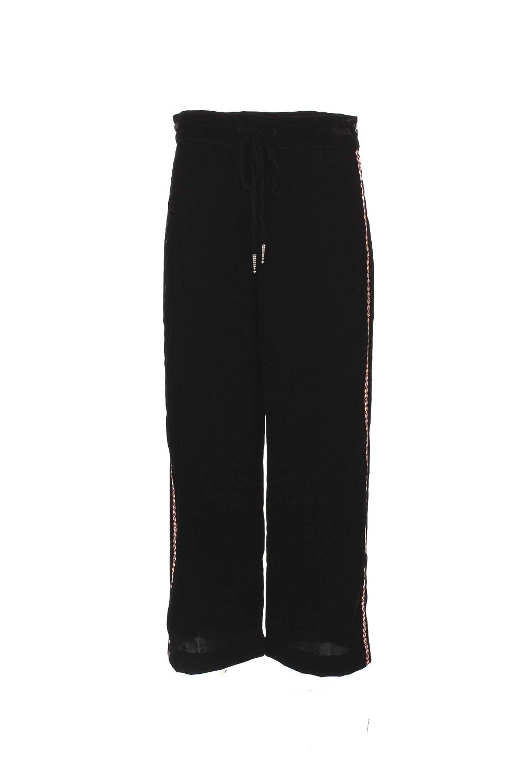 Pinko Pantalone Donna 46 Nero Atrio Autunno Inverno 2018/19
