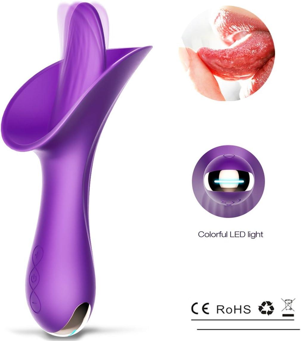 Vibrador de estimulación del clítoris