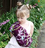Snuggy Baby Child's Doll Sling Baby Doll Carrier -Sparrow
