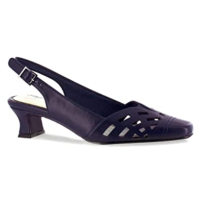 bac44c3de19f Easy Street Adorable Women s Pump 6 B(M) US Navy