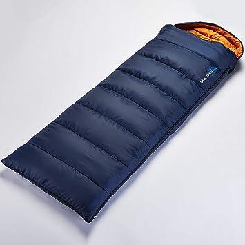 Skandika Iceland - Saco de dormir amplio, diseño moderno: Amazon.es: Deportes y aire libre