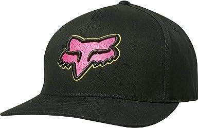 Fox Gorra Epicycle Flexfit Negro L/XL: Amazon.es: Ropa y accesorios