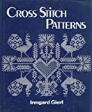 Cross Stitch Patterns, Irmgard Gierl, 0684152312