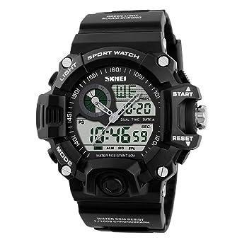 skmei s shock watch manual