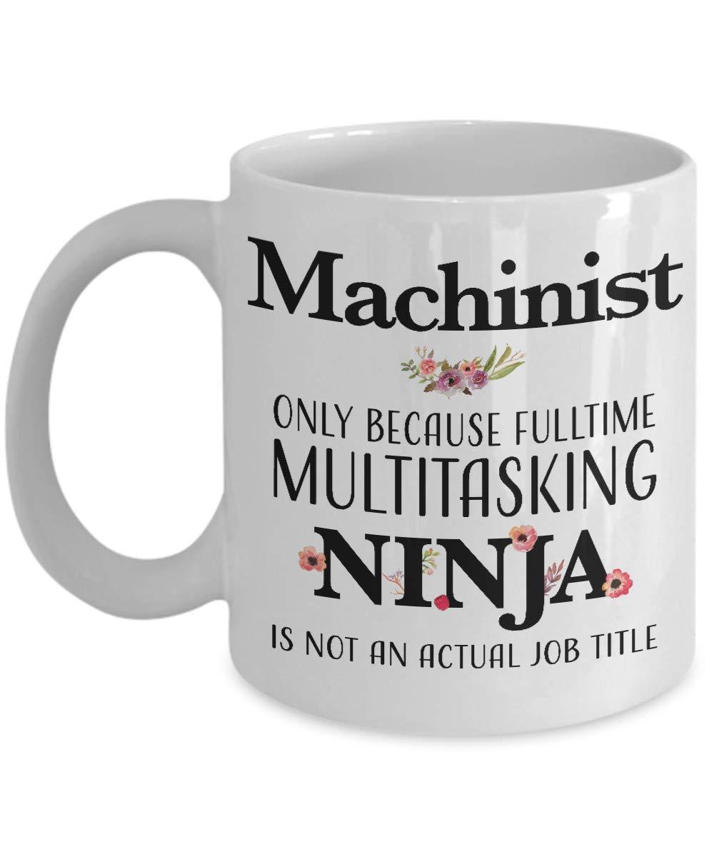 Amazon.com: Machinist Coffee Mug - Valentines Day Gifts for ...