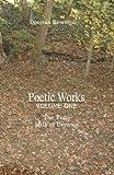 Poetic Works, Donivan Bessinger, 143924183X