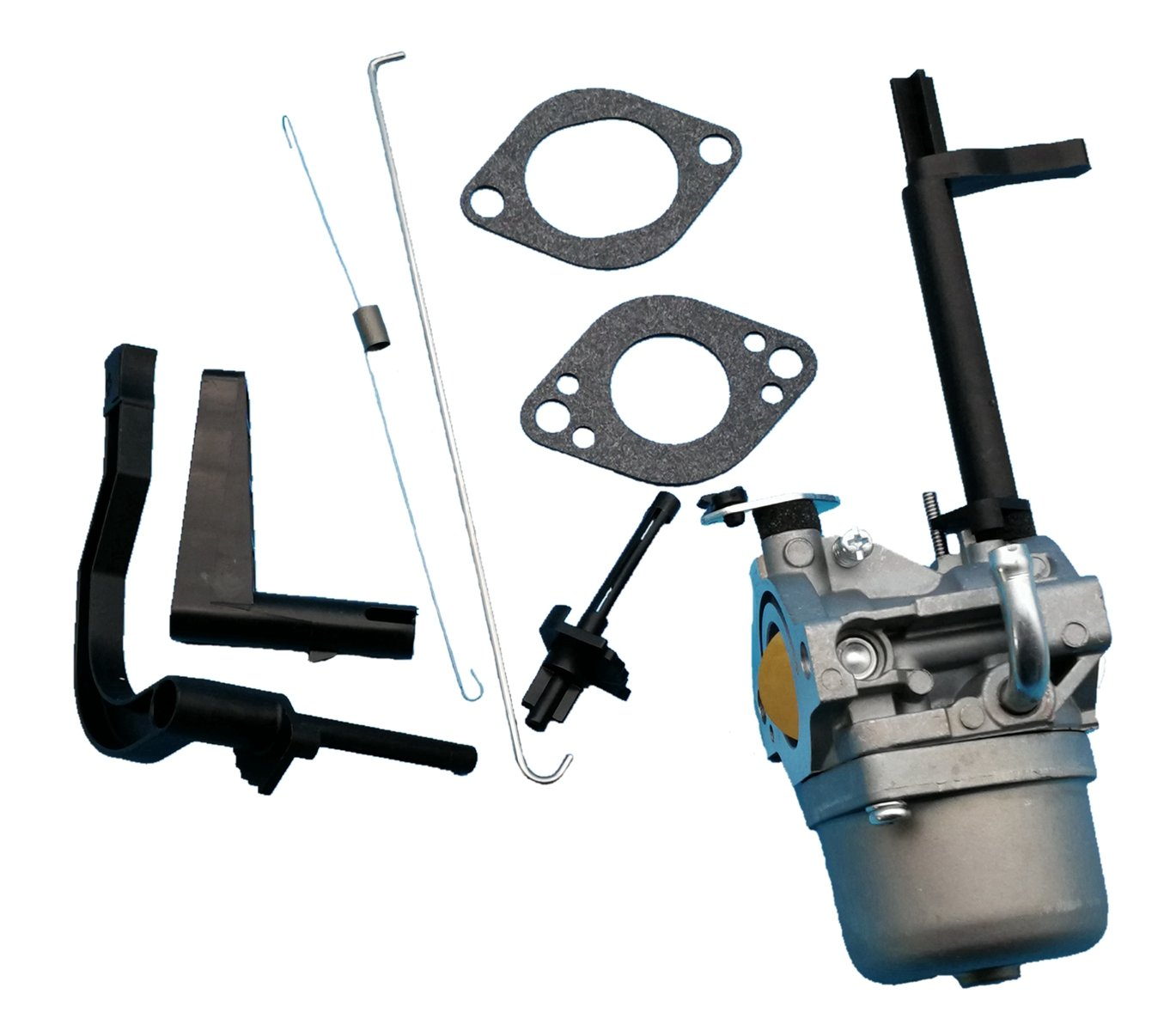 Tuzliufi Replace Carburetor Carb Briggs and Stratton B&S B & S Coleman Powermate 5000 5550 6200 8550 6250 10HP Craftsman 5600 8600 Troy-Bilt Generator 591378 694952 695328 695330 695918 695919 Z11