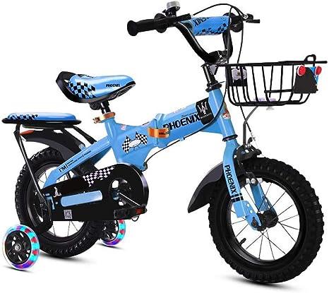 Bicicletas Para Niños, Con Manija De Empuje Para Una Fácil ...