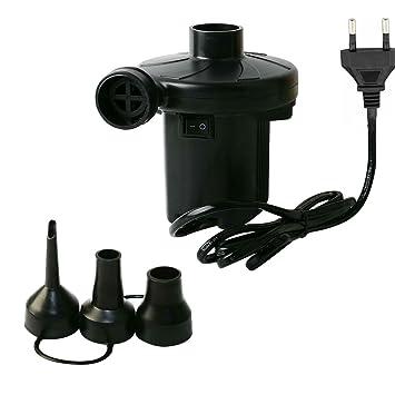 AC Bomba de aire eléctrica hinchable bombas eléctricas 220 – 240 V UE toma eléctrica &