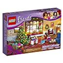 LEGO Friends 41131 Advent Calendar Building Kit (218 Piece)