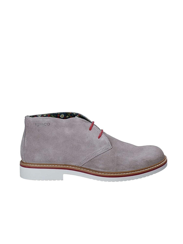 Igi&Co 1106311 Zapato Casual Hombre Gris En línea Obtenga la mejor oferta barata de descuento más grande