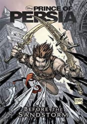 Prince of Persia Before the Sandstorm -- A Graphic Novel Anthology