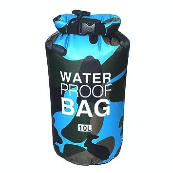 Waterproof Dry Bag 10L-Bolsa Seca Impermeable Mochila ...