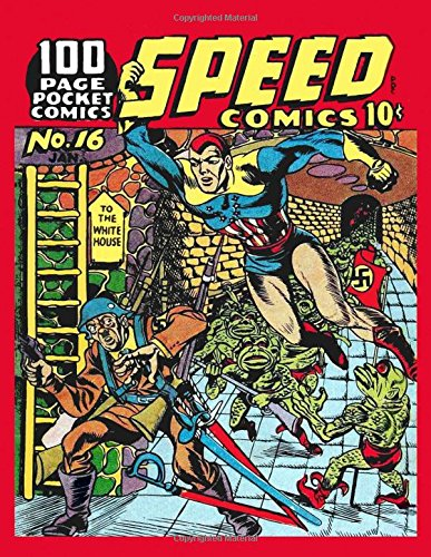 Speed Comics #16 [Comics, Harvey] (Tapa Blanda)