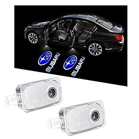 Amazon Com Wfb Subaru Car Door Projector Welcome Courtesy Shadow