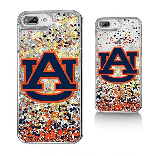 - Keyscaper KGLG7X-0AUB-FETTI1 Auburn Tigers iPhone 8 Plus / 7 Plus / 6 Plus Glitter Case with AU Confetti Design