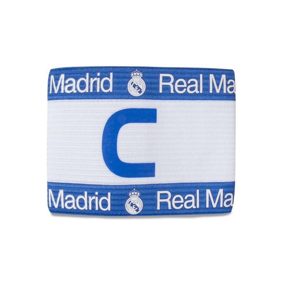 Real Madrid Captains Arm Band Mehrfarbig Hy-Pro International Ltd RM04450