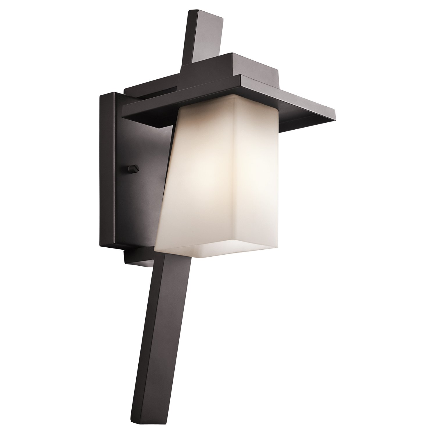 Kichler 49257az one light outdoor wall mount wall porch lights kichler 49257az one light outdoor wall mount wall porch lights amazon amipublicfo Choice Image