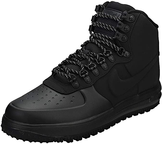 9b05e0bfb9281 Amazon.com | Nike Lunar Force 1 Duckboot '18 Mens Bq7930-003 Size 8 ...