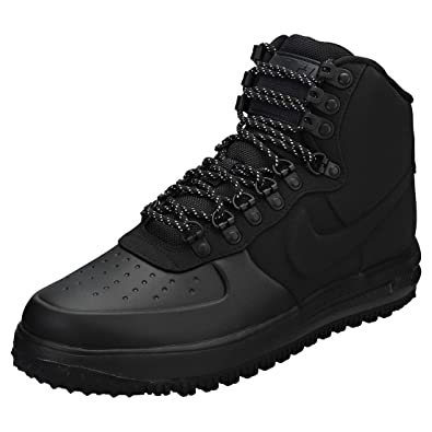san francisco 5533d a7836 Nike Lunar Force 1 Duckboot 18 Mens Bq7930-003 Size 8.5 BlackBlack