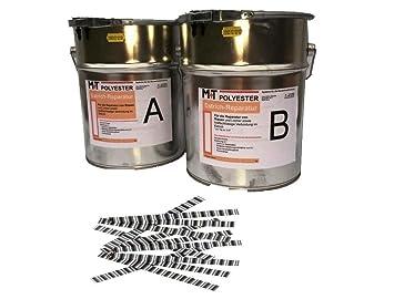 Estrich Risse Reparieren 1 2 kg gießharz 20 estrichklammern epoxidharz estrich reparatur