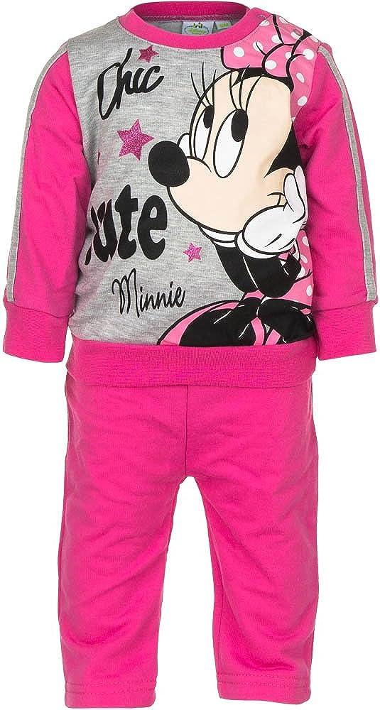 Manga Larga para beb/é ni/ña Disney Chaqueta Deportiva