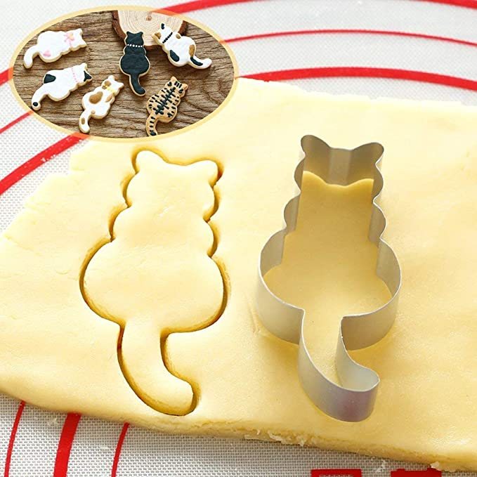Os en forme de Cookie Cutter Boulangerie Dog Treat Animal Biscuit Fondant Vendeur Britannique