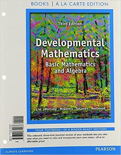 developmental mathematics basic mathematics and algebra 3rd edition pdf