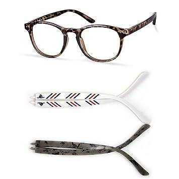 8945a4ba16ad Amazon.com  LifeArt Blue Light Blocking Glasses