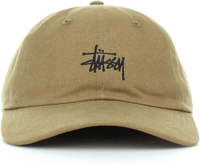 Gorra Stussy – Basic Logo Low Pro verde talla: Ajustable: Amazon ...