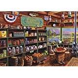 Buffalo Games - Days to Remember - Rickie Pickett's Mercantile - 500 Piece Jigsaw Puzzle