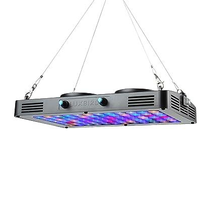 Luxbird 336w Led Aquarium Spectre Complet Lumiere Aquariophilie