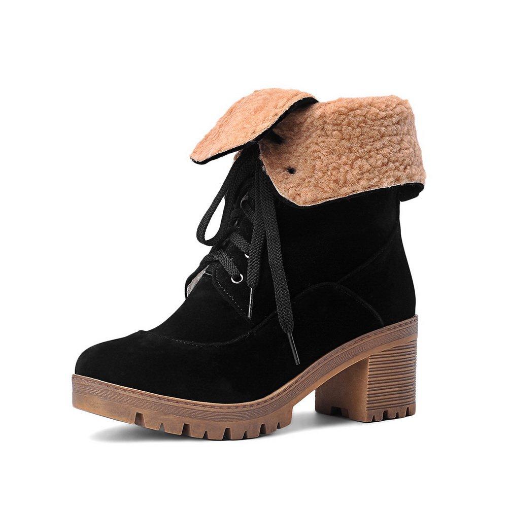AdeeSu - Zapatos cerrados Para mujer 41 EU|Negro