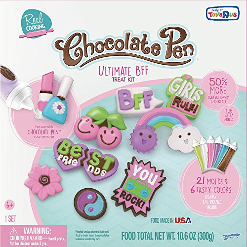 Skyrocket Toys Real Cooking Chocolate Pen Ultimate BFF - Bff Toys