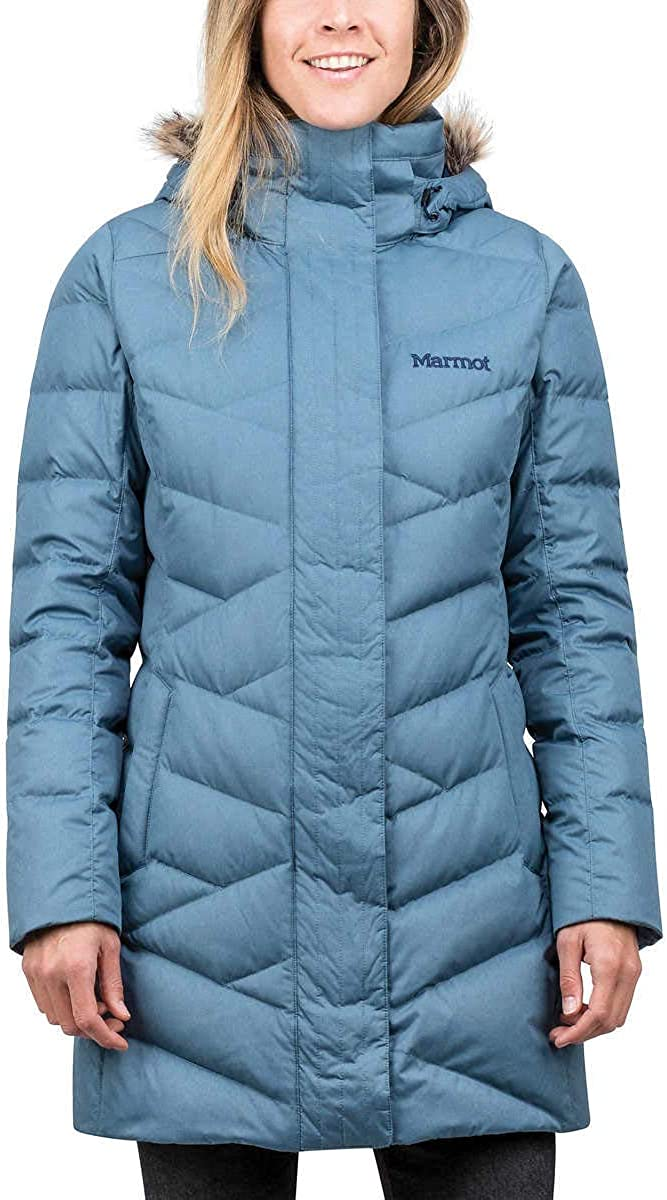 Marmot Women Varma San Diego Mall Long Quilted free shipping Hooded Down Parka Jacket