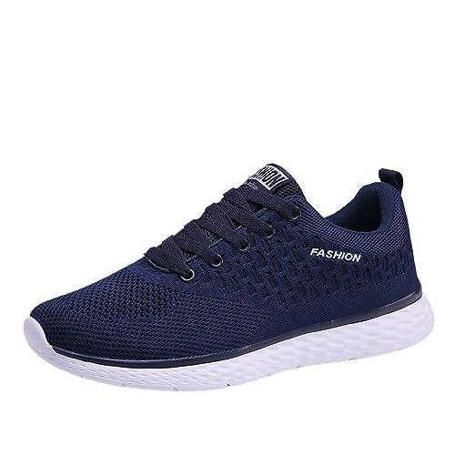Oyedens Scarpe Sportive da Uomo Sneakers Alte Uomo Sneaker ...