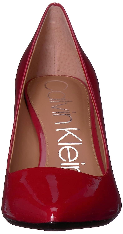 Calvin Klein Women's Gayle US|Crimson Pump B075TQFFZ9 5.5 B(M) US|Crimson Gayle Red 1f1a6f