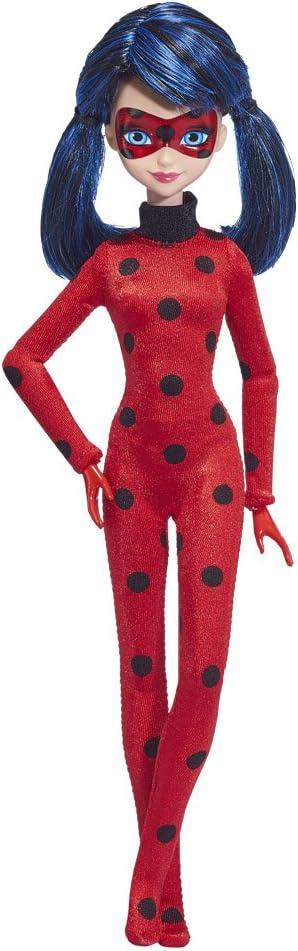 Prodigiosa: Las aventuras de Ladybug Disney Ladybug. (Bandai 39748)