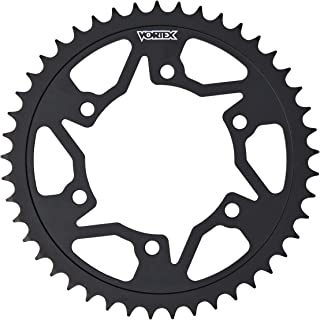 product image for Vortex 251AS-43 Black 43-Tooth 520-Pitch Steel Rear Sprocket