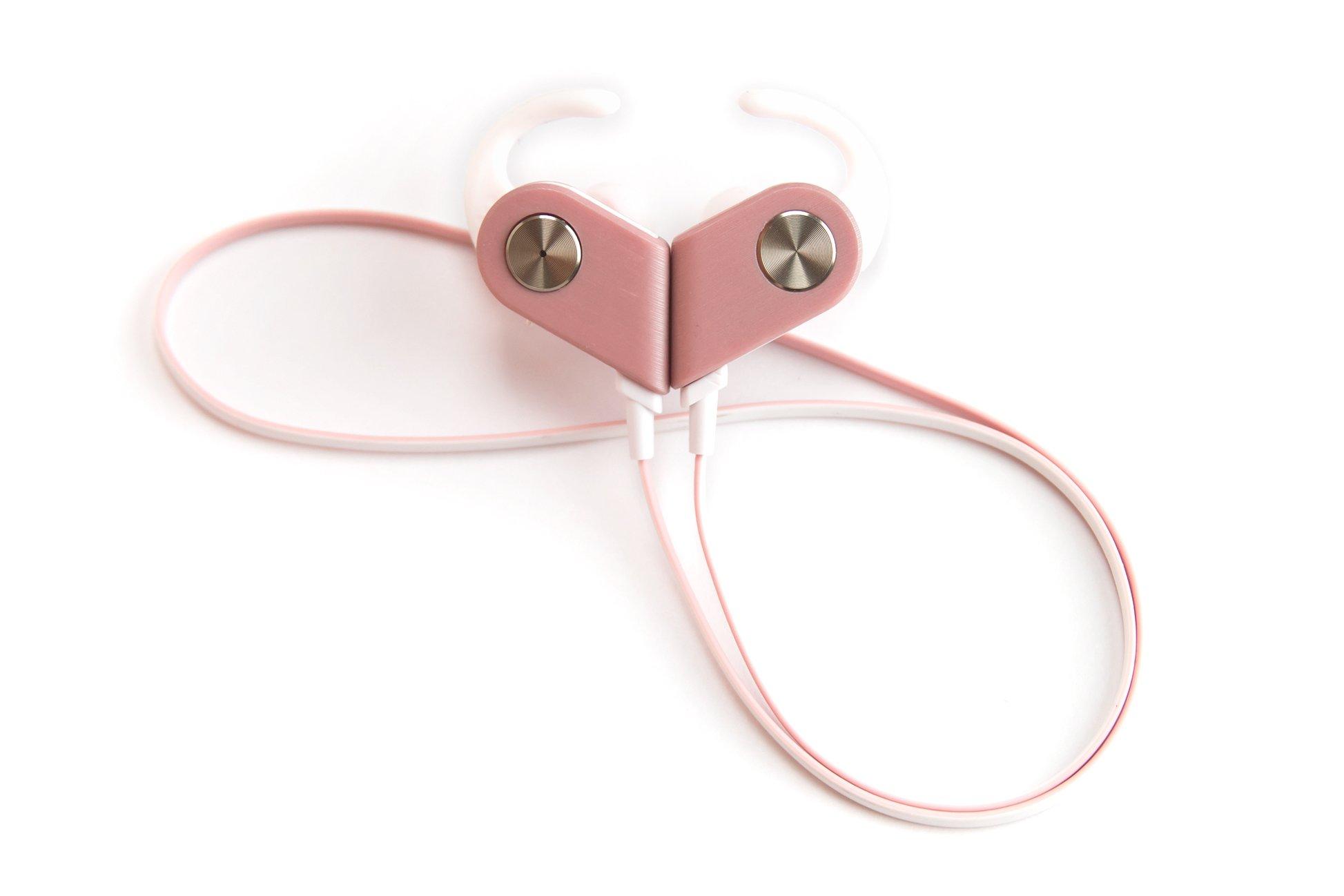 FRESHeBUDS Ultra - Wireless Bluetooth Headphones (Rose Gold)