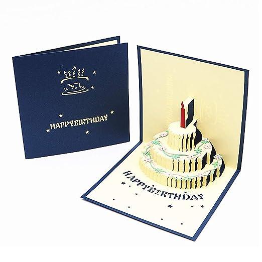 ghhshjhlk Feliz Cumpleaños Amante Aniversario Invitaciones ...