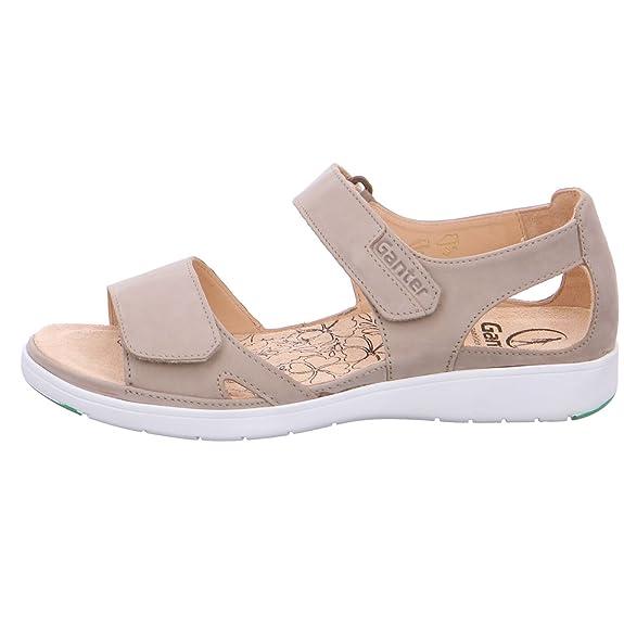 Femme Sacs Sandales et Chaussures g Compensées Gina Ganter Zq0YIx
