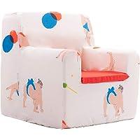SLEEPAA Sillon bebe 1-4 años Desenfundable Lavable Resistente